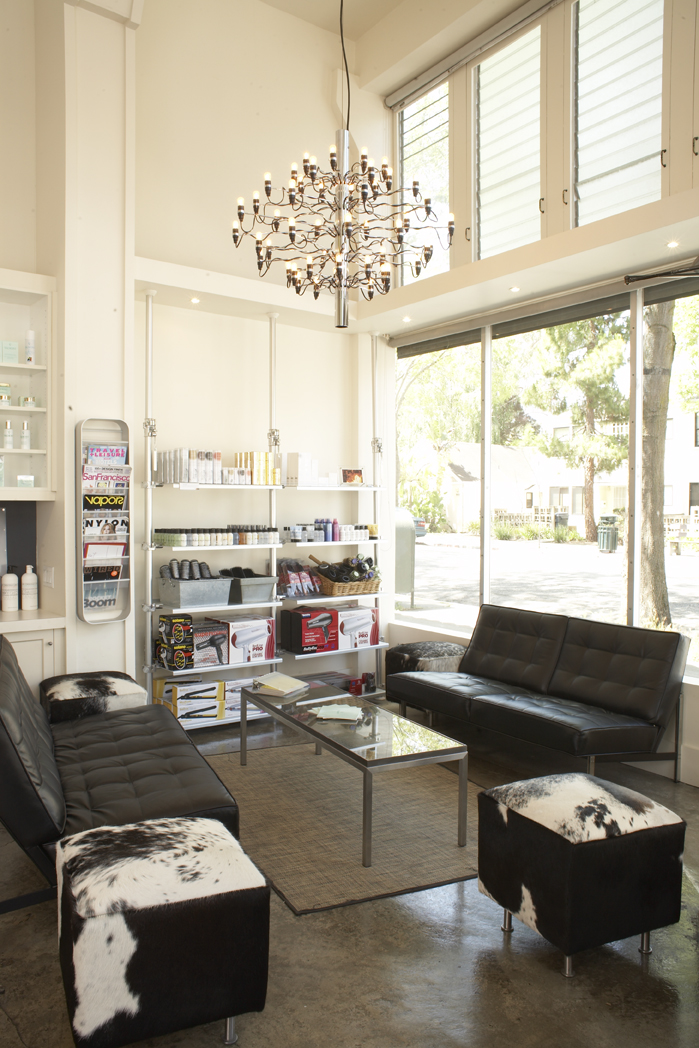 Festoon Salon Devacurl
